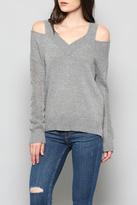 Fate Pullover V Neck Sweater