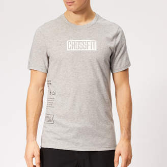 Reebok Men's Crossfit Move Short Sleeve T-Shirt