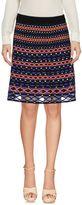 M Missoni Knee length skirts