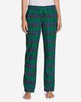 Eddie Bauer Women's Stine's Favorite Flannel Sleep Pants
