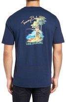 Tommy Bahama Men's Big & Tall Line Dancing Graphic T-Shirt