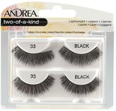 Andrea Twin Pack Two of a Kind #33 Lashes