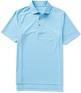 Bobby Jones XH20 Momentum Striped Stretch Jersey Short-Sleeve Polo Shirt
