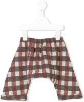 Cucu Lab checked trousers