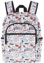 Harrods Doodle London Backpack