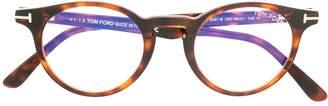 Tom Ford Round Glasses