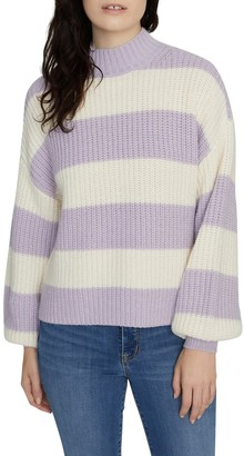 Sanctuary Tooth Stripe Sweater (Regular & Petite)