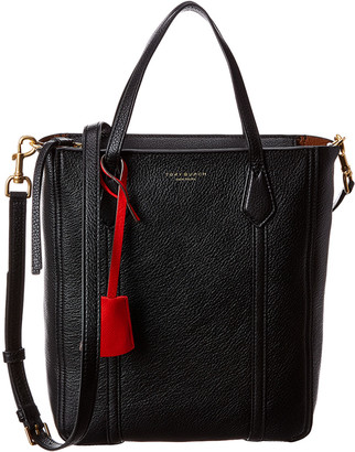 Tory Burch Perry North/South Leather Tote