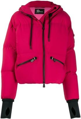 MONCLER GRENOBLE Hooded Puffer Jacket