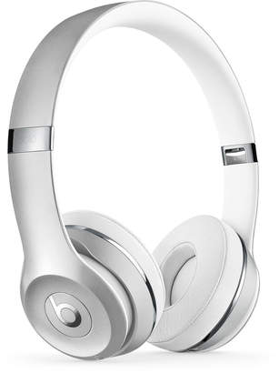 Beats By Dre Silver Special Edition Solo 3 Wireless Headphones