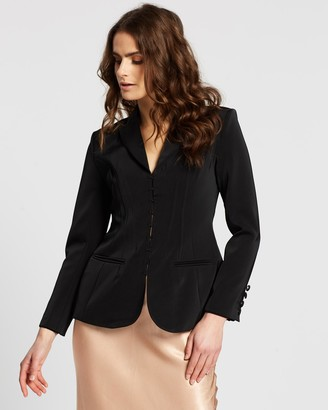 Kianna Angela Tailored Blazer