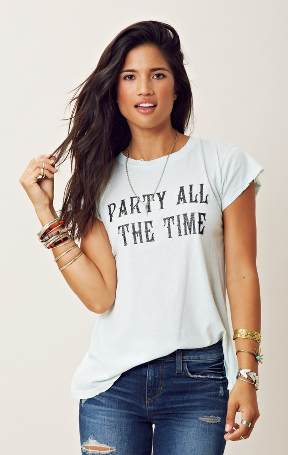 Wildfox Couture My Girl Wants To Tee