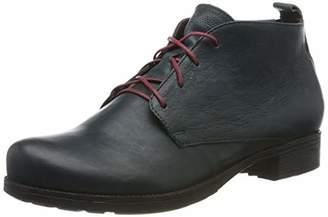 Think! Women's Denk_585018 Desert Boots, (Atlantic/Kombi 88)