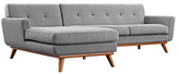 Modway Engage Left/Right-Facing Sectional Sofa Set (2 PC)