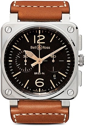 Bell & Ross BR 03-94 Golden Heritage 42mm