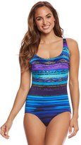 Longitude Montego Bay XBack One Piece Swimsuit - 8165486