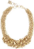 BCBGMAXAZRIA Drop Stone Necklace