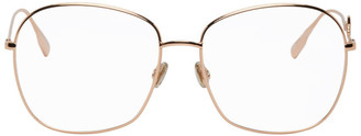 Christian Dior Rose Gold Signature 03 Glasses