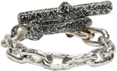 Pearls Before Swine Ssense Exclusive Silver Toggle Ring