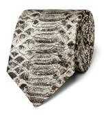 Alexander Mcqueen - 7cm Silk-jacquard Tie