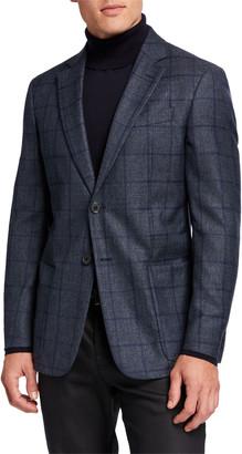Emporio Armani Men's G-Line Patch-Pocket Two-Button Jacket