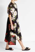 Simone Rocha Embroidered Dress