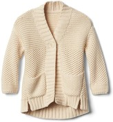 Gap Chunky one-button cardigan