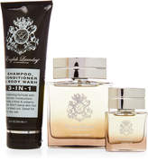 English Laundry Signature For Him 3-Piece Fragrance Gift Set