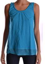 Twin-Set Women's Blue Polyamide Tank Top.