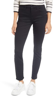 JEN7 by 7 For All Mankind High Waist Skinny Jeans
