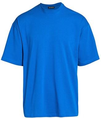 Balenciaga Drop Shoulder T-Shirt