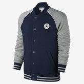Nike Converse Chuck Patch Snap Baseball Men's Jacket