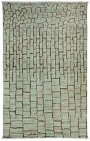 Solo Rugs Vibrance Collection Oriental Rug, 5'2 x 8'2