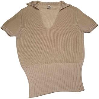 Hermes Beige Knitwear for Women