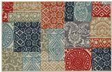 "Edenton Aztec Patch Rug - 20"" x 34"""