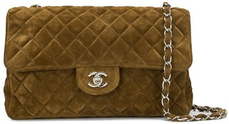 Chanel Pre Owned 1997 quilted CC shoulder bag