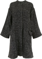 Ava Adore Reversible Coat With Mink