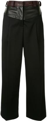 CHRISTOPHER ESBER Maverick trousers