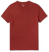 J.crew - Broken-in Mélange Cotton-jersey T-shirt