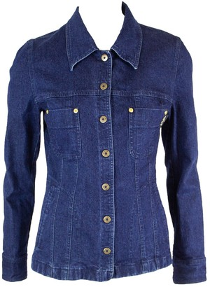 Sonia Rykiel Blue Denim - Jeans Top for Women Vintage