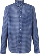 Ami Alexandre Mattiussi checked shirt - men - Cotton - 40