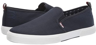 Ben Sherman Bradford Slip-On (Black Nylon) Men's Shoes