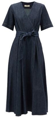 Max Mara Lux Dress - Denim