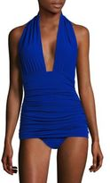 Norma Kamali One-Piece Bill Mio Swimsuit