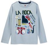 Tea Collection La Boca Graphic Tee (Toddler, Little Boys, & Big Boys)