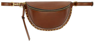 Isabel Marant Brown Iconic Hobo Bag