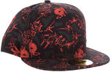 Kenzo Abstract Print Fitted Cap w/ Tags