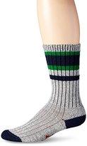 Wigwam Men's Lakewood Classic Fashion and Function Crew Sock