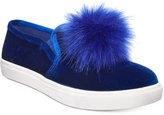 Betsey Johnson Zappp Slip-On Puff Sneakers