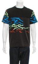 Tim Coppens Printed Neoprene T-Shirt